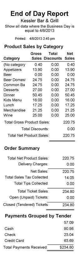 3 Part Invoices Point Of Success Version   New Restaurant Pos Features Celtic Invoice Discounting Pdf with Where Can I Buy A Receipt Book Pdf End Of Day Report Things You Can Claim On Tax Without Receipts Word