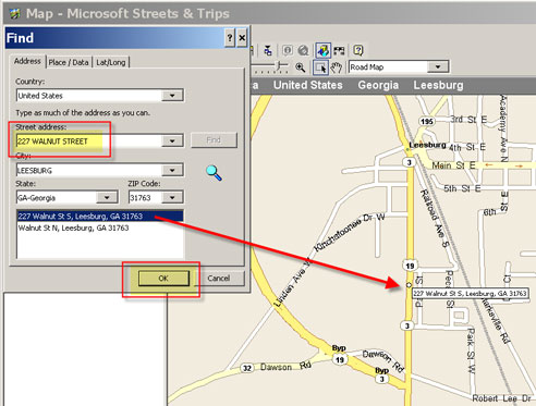 Pizza Delivery POS Mapping Software Point Of Success - Location mapping software